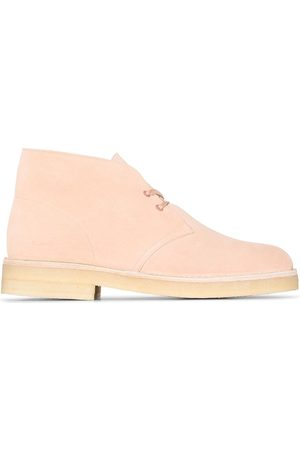 Clarks Lace-up desert boots - Neutrals