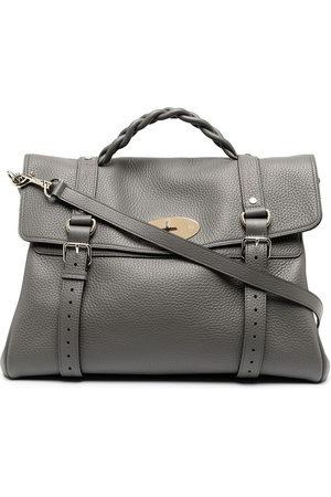 MULBERRY Oversized Alexa satchel - Grey