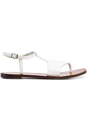 Emilio Pucci Thong style sandals