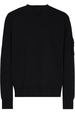 A-cold-wall* Essential logo-embroidered sweatshirt