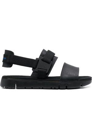 Camper Oruga slingback leather sandals