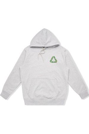 PALACE Men Hoodies - P3 Team hoodie - Grey