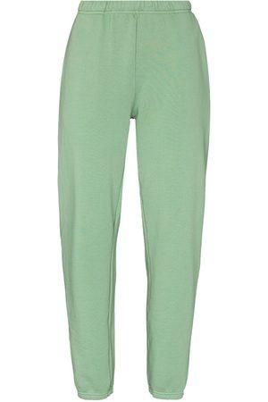 Les Tien Women Sweatpants - Straight-leg track pants