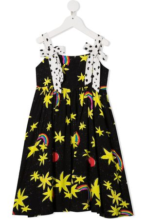 RASPBERRY PLUM Girls Casual Dresses - Naomi mix-print dress