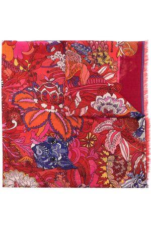 SHANGHAI TANG Women Scarves - Chinese Zodiac-print scarf