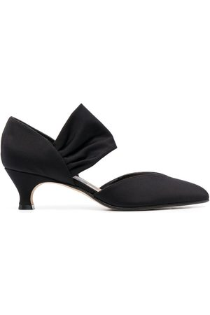 Sergio Rossi Women Heeled Pumps - Grazie Sergio kitten-heel pumps