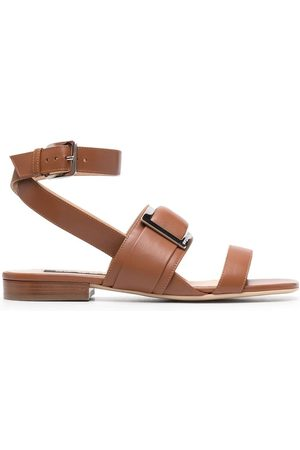Sergio Rossi SR Prince buckled sandals