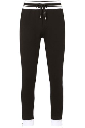 Dolce & Gabbana Two-tone track pants