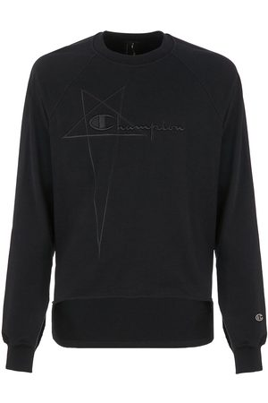 Rick Owens Men Sweatshirts - X Champion crew-neck sweatshirt