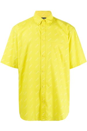 Balenciaga Normal Fit short-sleeve shirt
