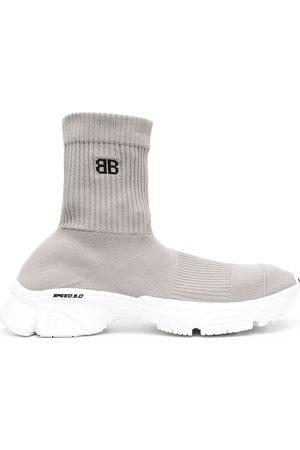 Balenciaga Speed 3.0 mono colour sneakers - Grey