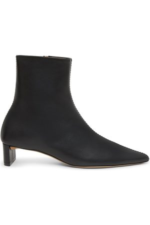 Mansur Gavriel Pointed toe ankle boots