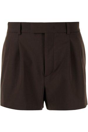 VALENTINO Stripe-detail tailored shorts