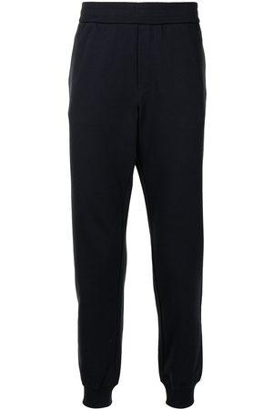 Versace Sweatpants - Logo patch track pants