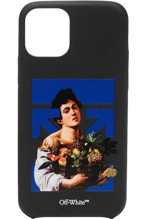 Off-White Men Phones Cases - Caravaggio Boy iPhone 11 Pro case