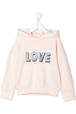 Zadig & Voltaire LOVE print hoodie