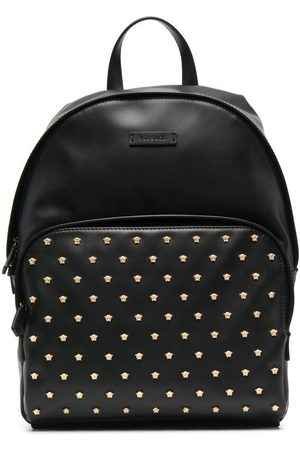 VERSACE Medusa-stud backpack