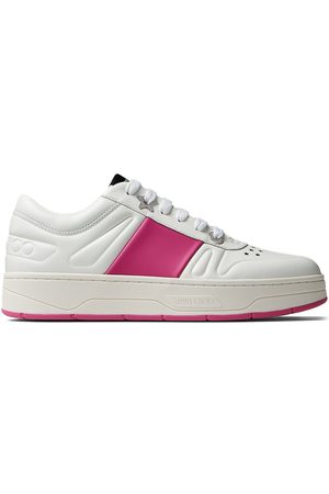 Jimmy Choo Hawaii lace-up sneakers