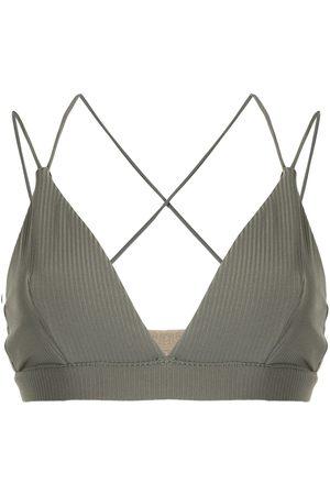 Muller Of Yoshiokubo Women Bikinis - Ridge bikini triangle top
