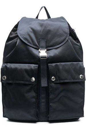 PORTER-YOSHIDA & CO Rucksacks - Multiple-pocket zipped backpack