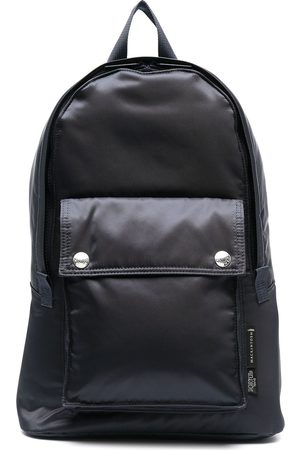 Porter-Yoshida & Co. Slim zipped backpack