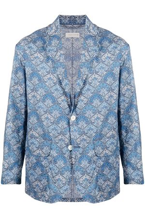 Mackintosh Liberty print blazer jacket