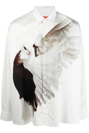 Etudes Men Shirts - Illusion Bird shirt