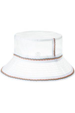 Le Mont St Michel Women Hats - Angele semi-sheer bucket hat