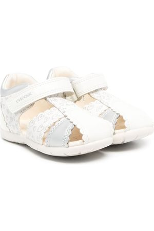 Geox Elthan heart-print sandals