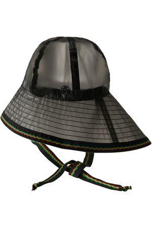 Le Mont St Michel Julianne semi-sheer bucket hat