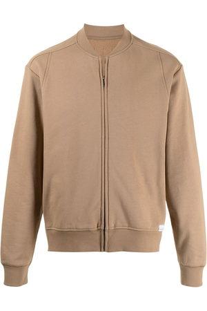 3.1 Phillip Lim Men Bomber Jackets - Everyday cotton bomber jacket - Neutrals