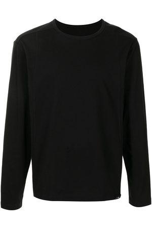 3.1 Phillip Lim Long-sleeved cotton T-shirt