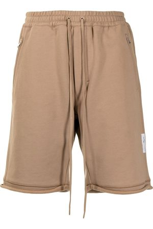 3.1 Phillip Lim Knee-length track shorts - Neutrals