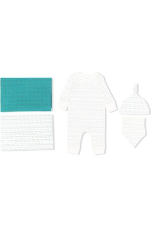 From Babies With Love Waves of Joy organic cotton jumbo gift set