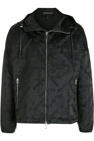 Emporio Armani All-over pattern jacket
