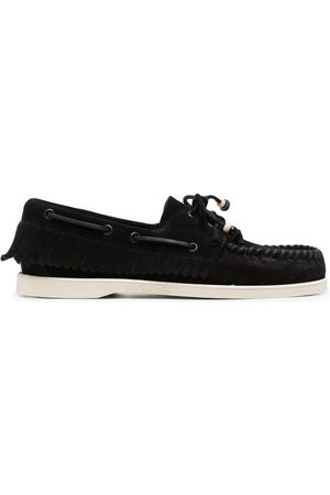 Alanui Men Loafers - Fringed Dockside loafers