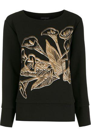 Alcaçuz Print Salburg blouse