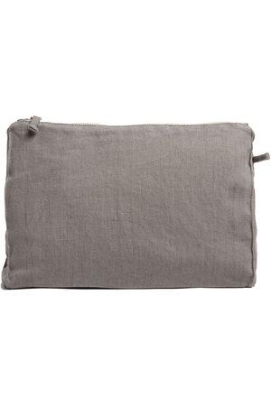 Once Milano Large zipped travel bag - Grey