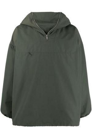 Paria Farzaneh Oversized hooded jacket
