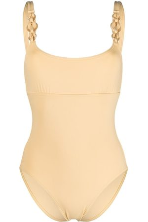 ERES Sahara ring-detail swimsuit