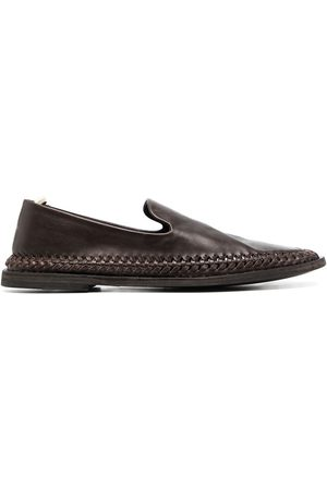 Officine creative Men Loafers - Miles 2 leather loafers