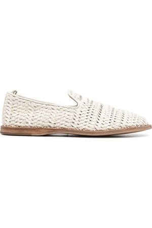 Officine Creative Moreira 4 loafers - Neutrals