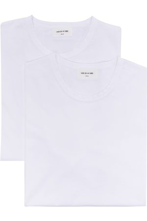 WoodWood Allen cotton set of two T-shirts