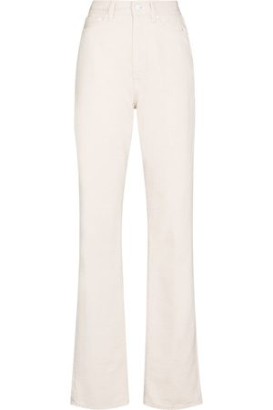 Made In Tomboy Women High Waisted - Erica high-waisted flared jeans