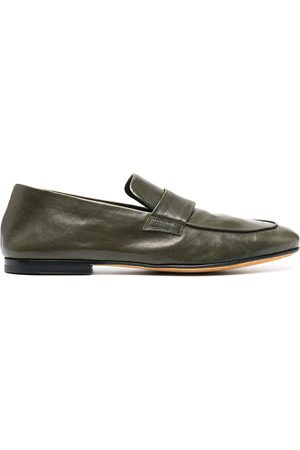 Officine creative Men Loafers - Aitro leather loafers - MYSTERIOUS