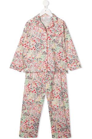BONPOINT Floral-print pyjama set