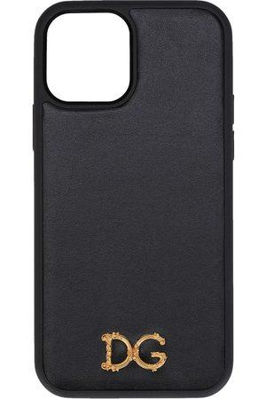 Dolce & Gabbana Women Phones Cases - Baroque DG iPhone 12 Pro cover