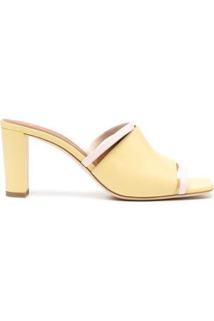 MALONE SOULIERS Square open toe mules