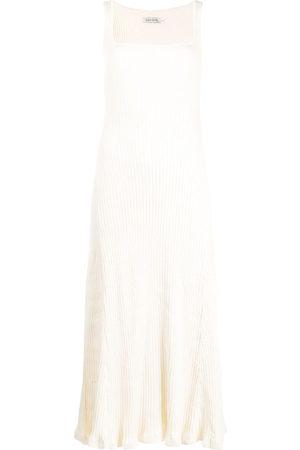 Anna Quan Dido ribbed-knit dress - Neutrals