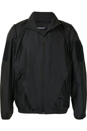 UNDERCOVER Men Jackets - Slogan-print lightweight jacket